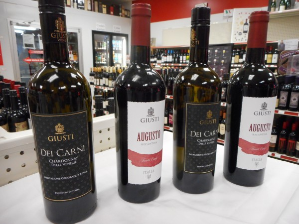Italian Wines Seven Degrees